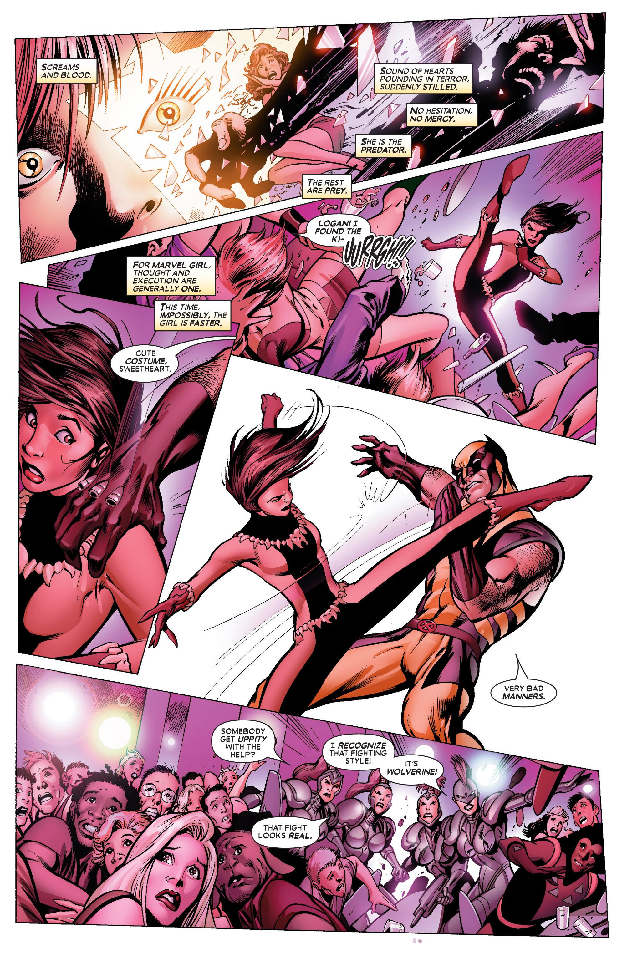 Read online Uncanny X-Men (1963) comic -  Issue #450 - 21