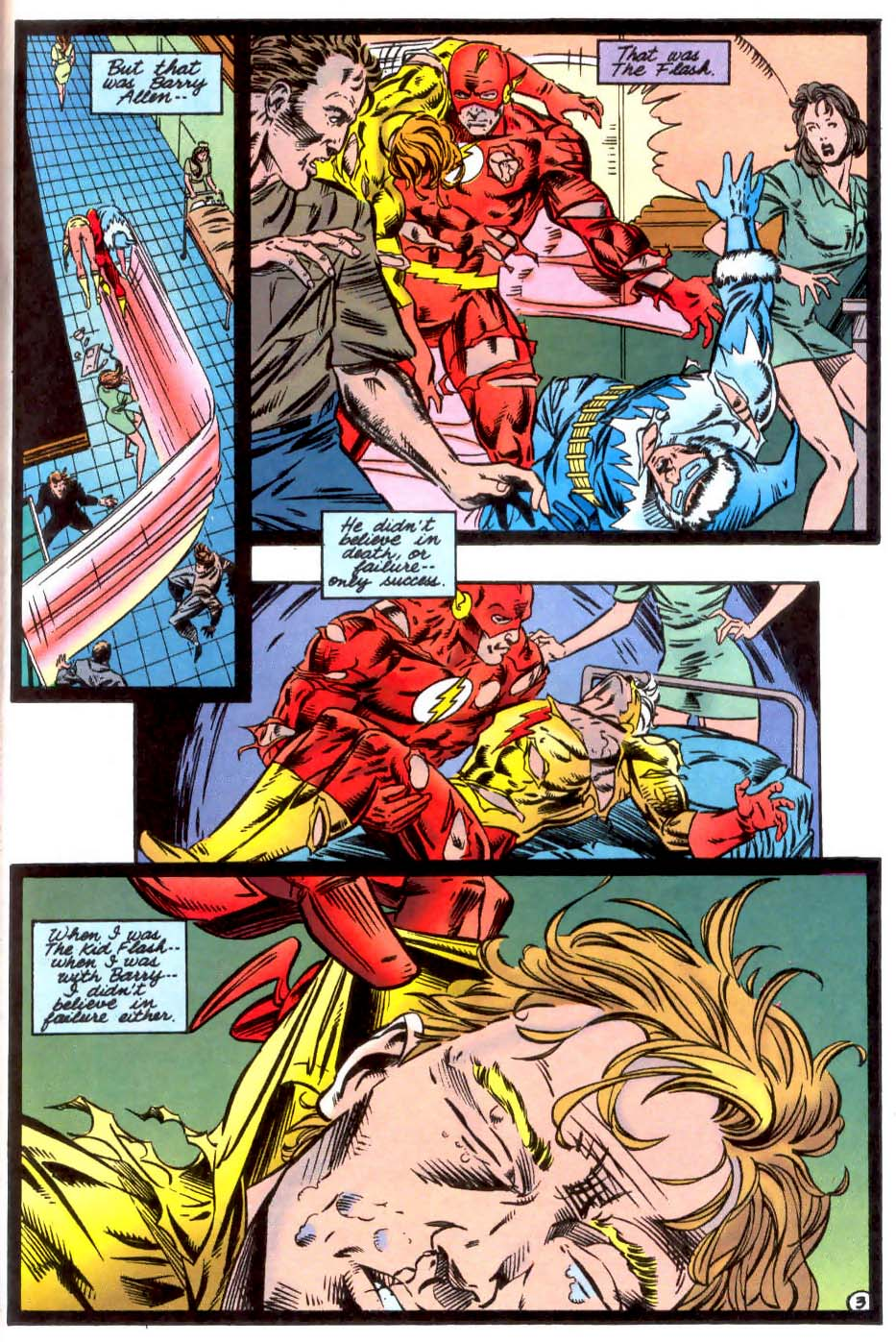 Read online The Flash (1987) comic -  Issue # _Annual 7 - 4