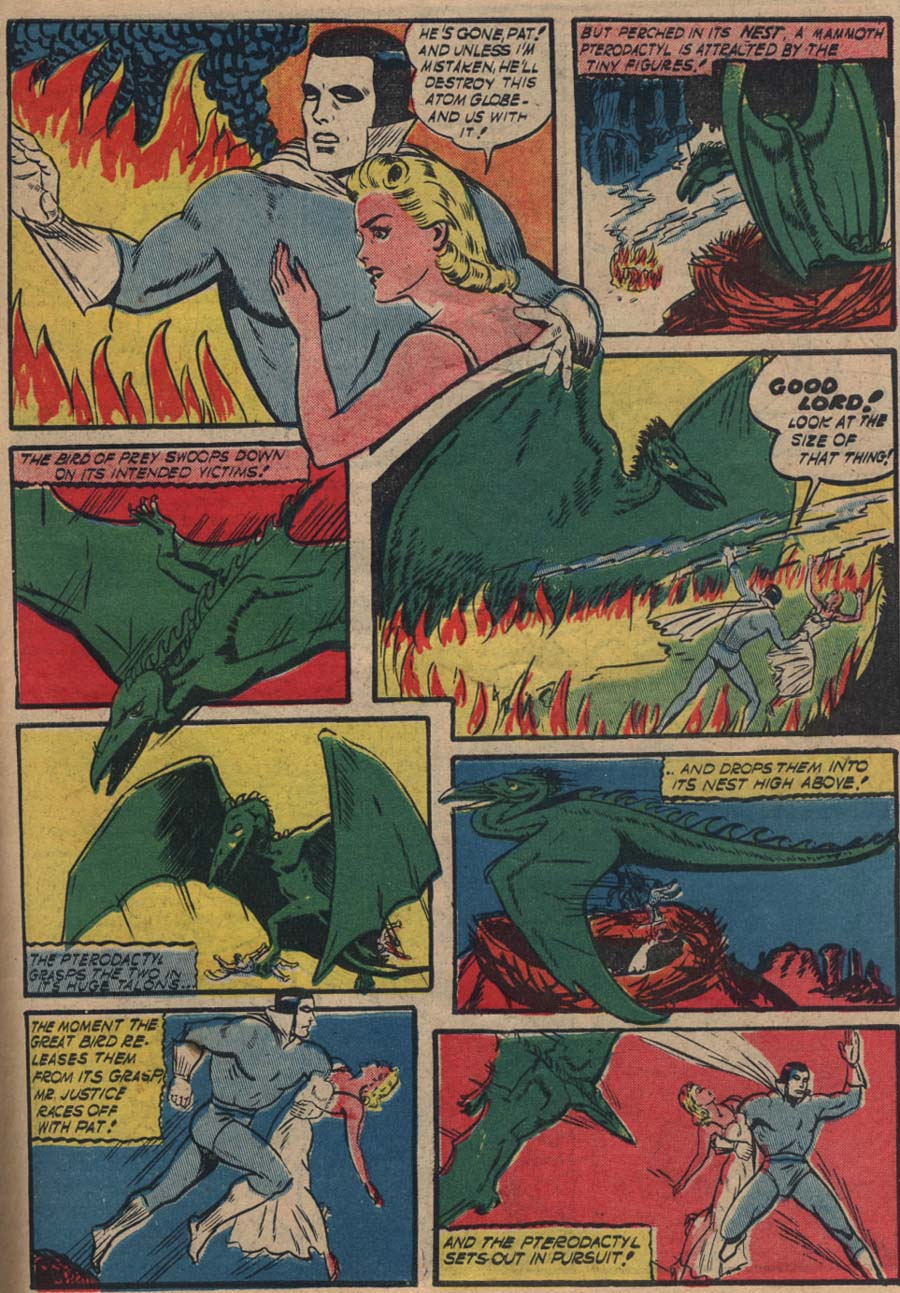 Blue Ribbon Comics (1939) issue 18 - Page 58