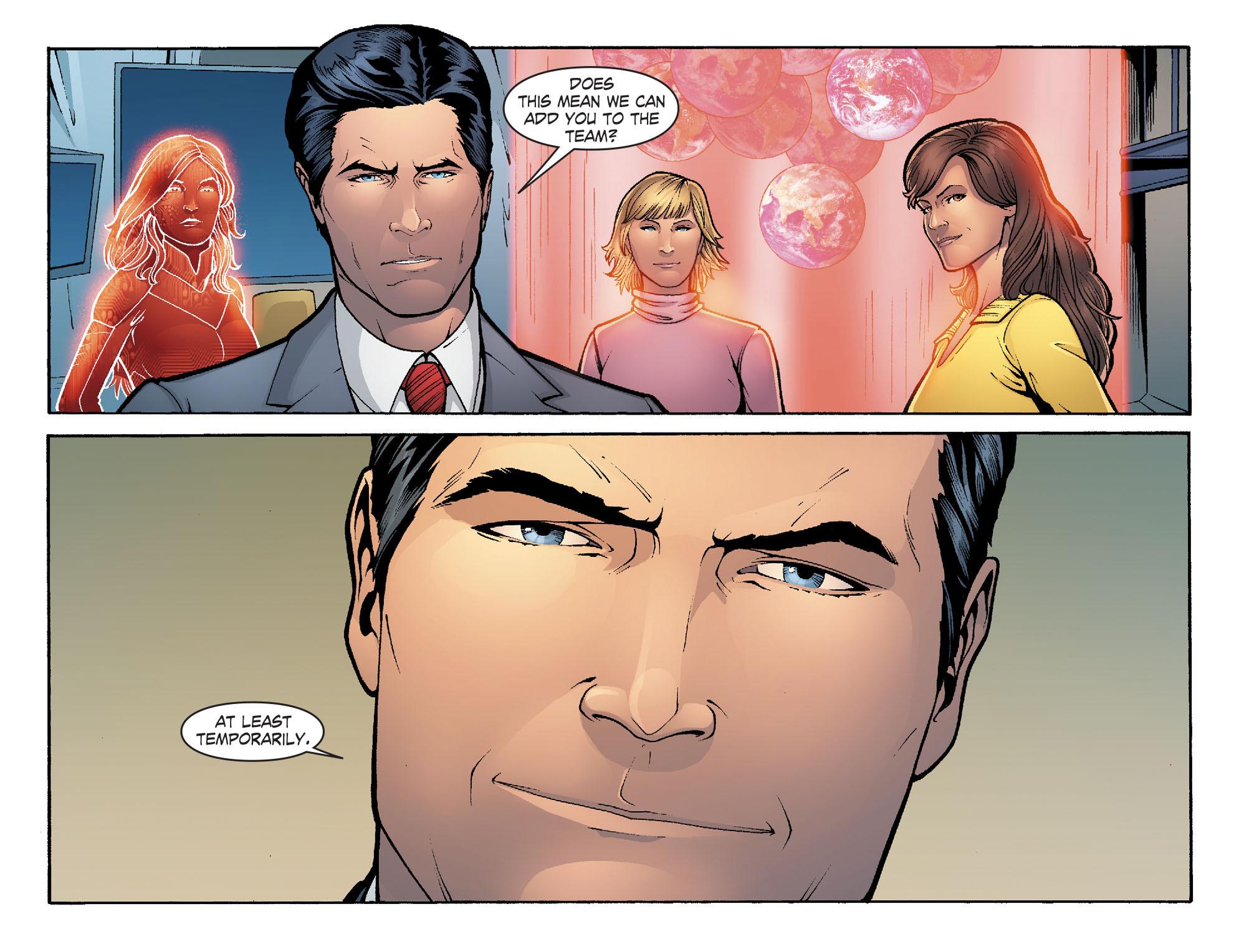 Read online Smallville: Alien comic -  Issue #12 - 16