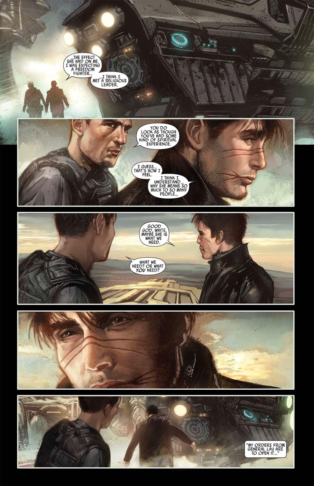 Read online After Dark comic -  Issue #2 - 48