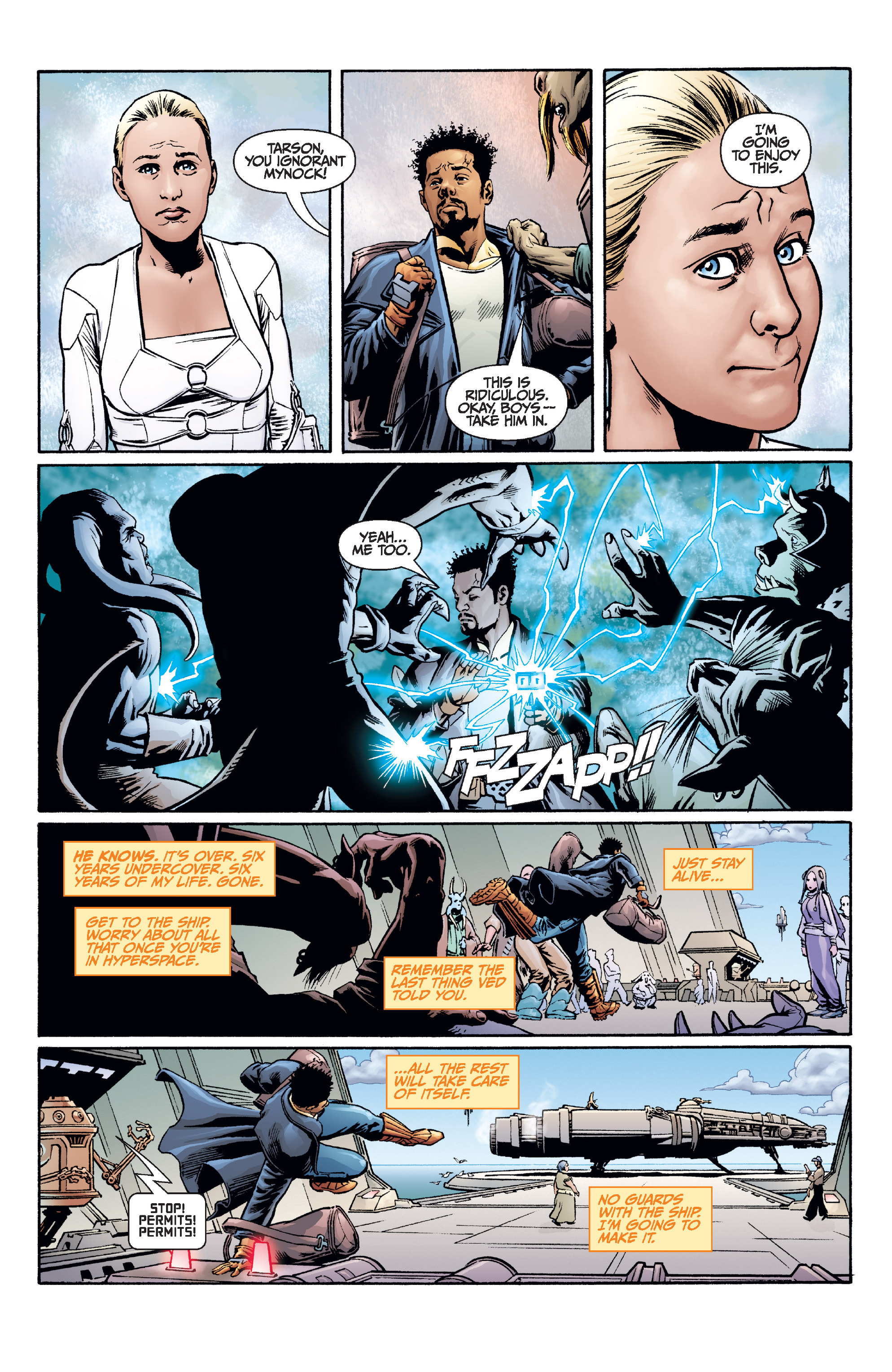 Read online Star Wars Omnibus comic -  Issue # Vol. 20 - 198