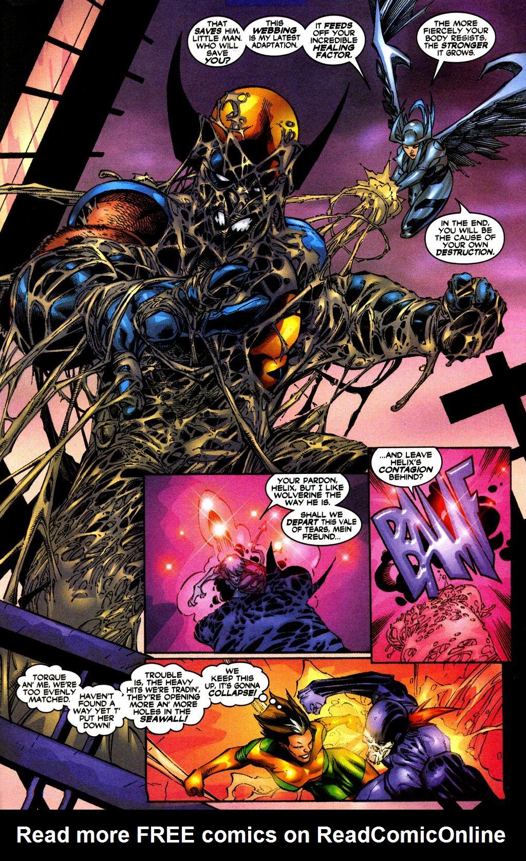 X-Men (1991) 105 Page 16