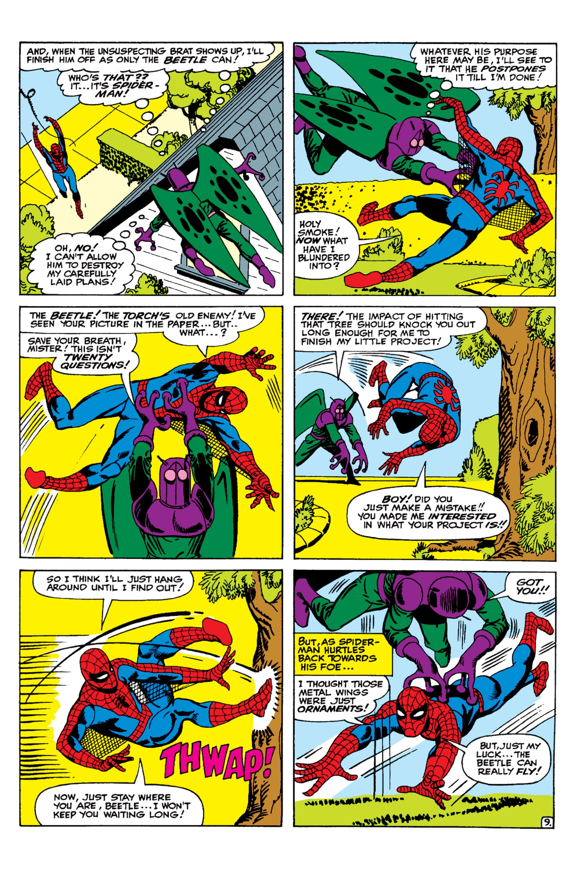 The Amazing Spider-Man (1963) 21 Page 9