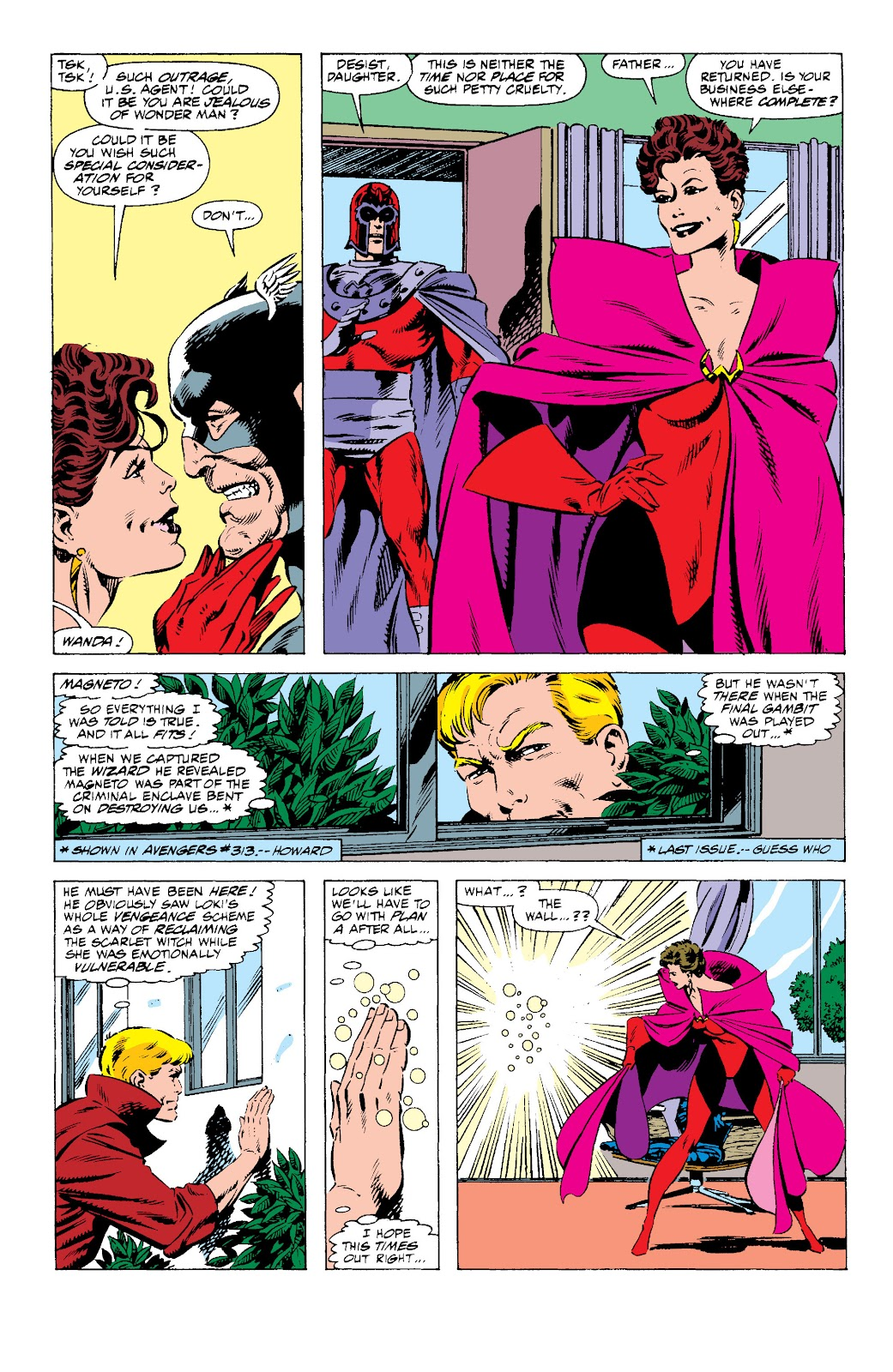 Avengers West Coast (1989) issue 56 - Page 14