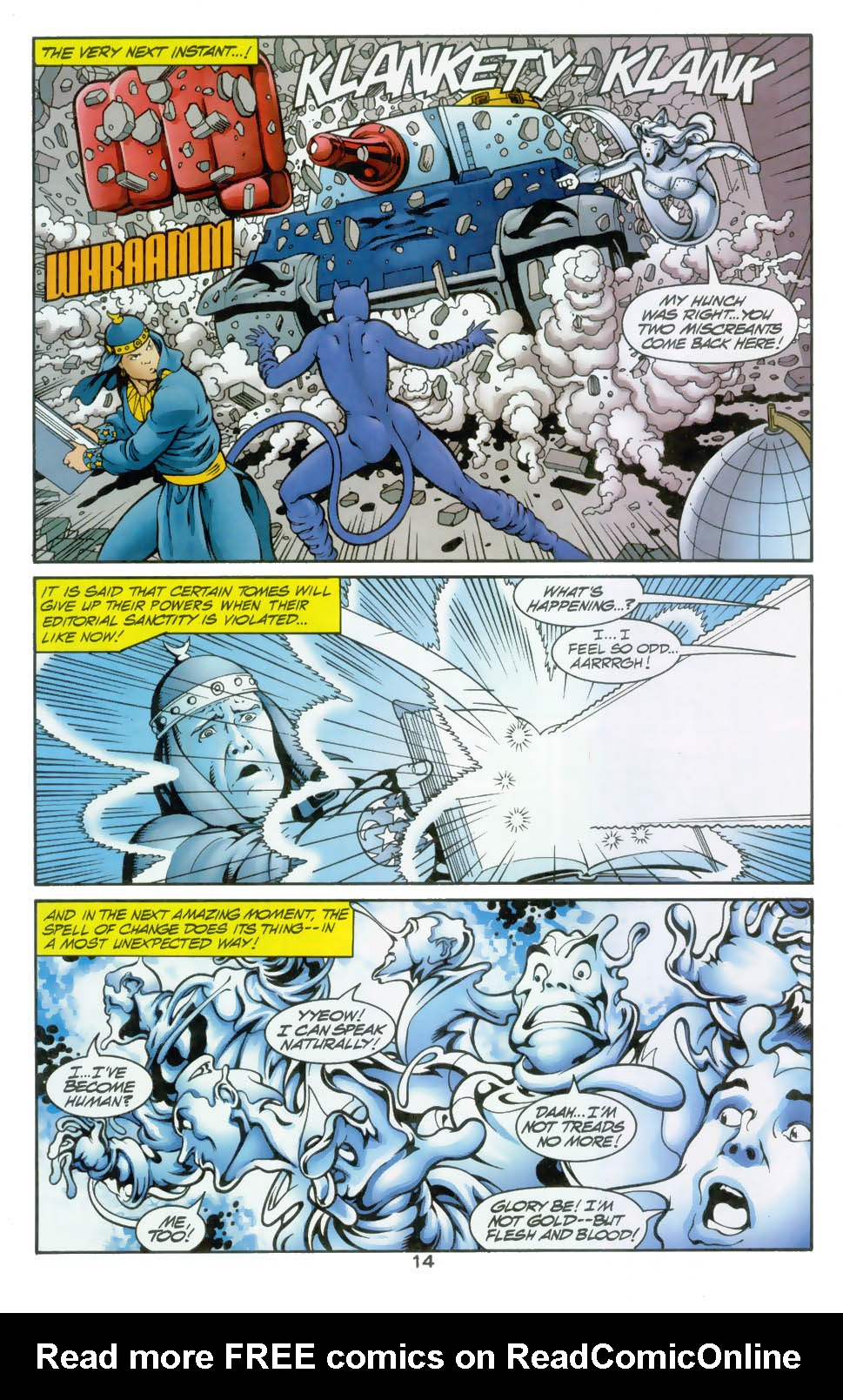 Read online Silver Age: The Brave and the Bold comic -  Issue # Full - 15