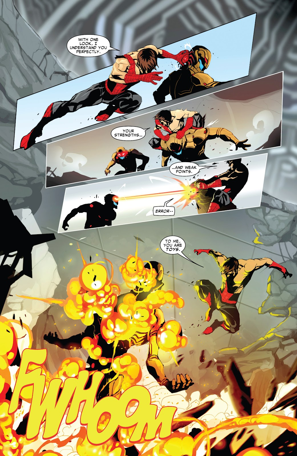 Read online Age of Ultron Companion comic -  Issue # TPB (Part 1) - 80