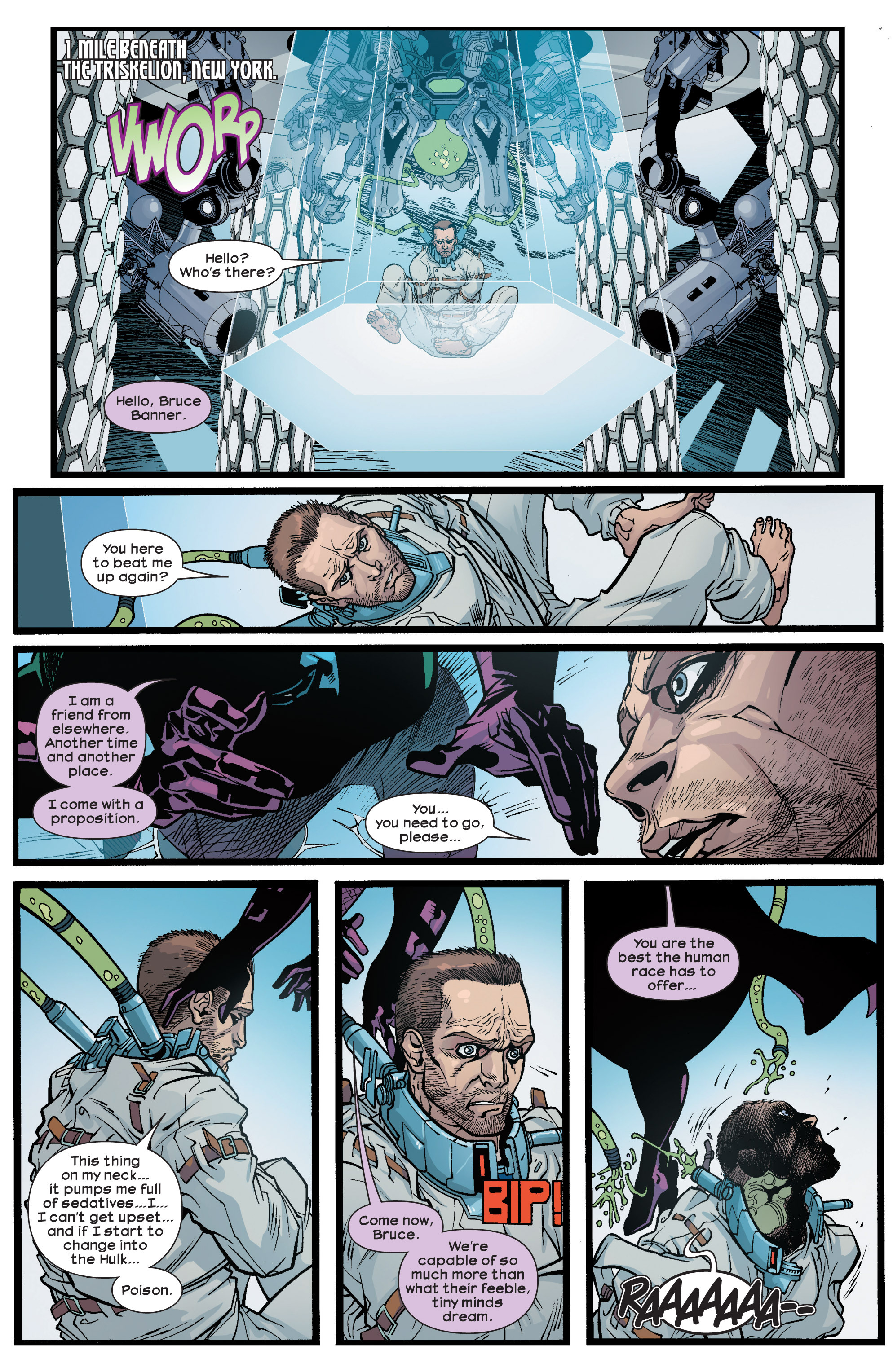 Read online Ultimate Comics Ultimates comic -  Issue #25 - 3