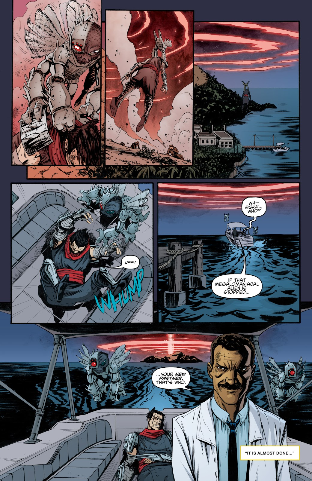 Read online Teenage Mutant Ninja Turtles: The IDW Collection comic -  Issue # TPB 5 (Part 4) - 47