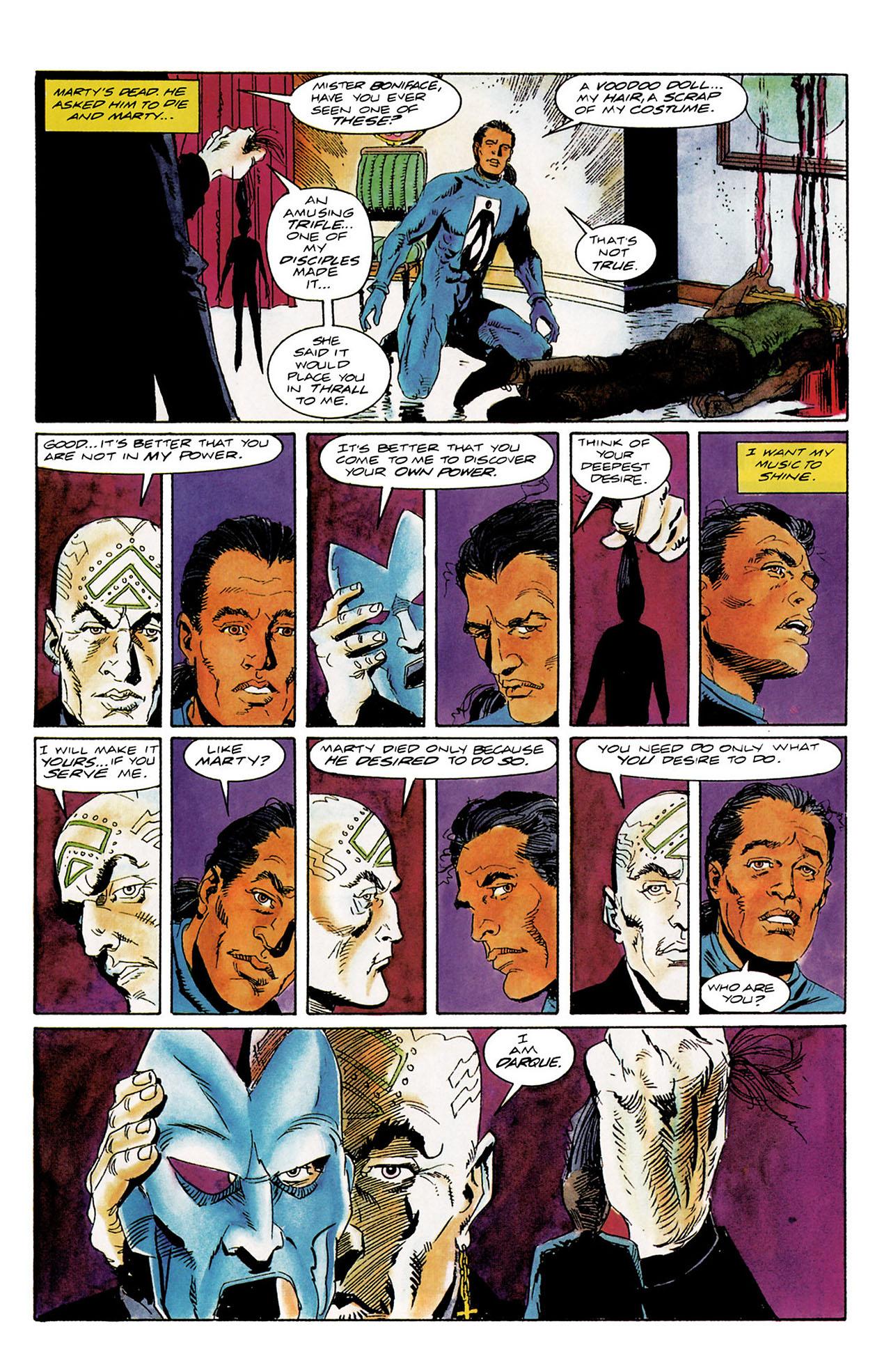Read online Shadowman (1992) comic -  Issue #10 - 14