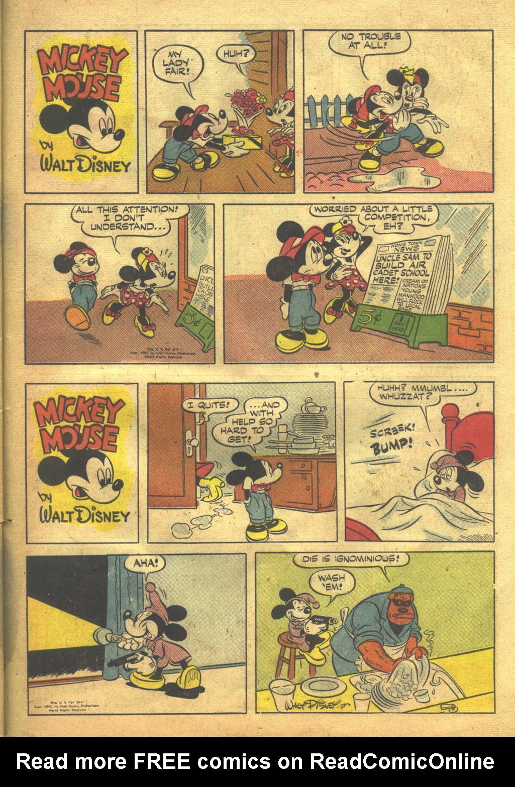 Walt Disney's Comics and Stories issue 62 - Page 39