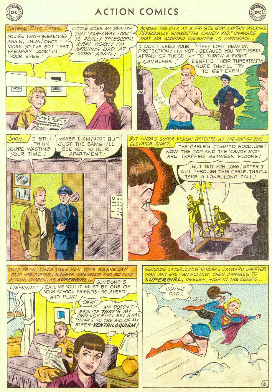 Read online Action Comics (1938) comic -  Issue #264 - 27