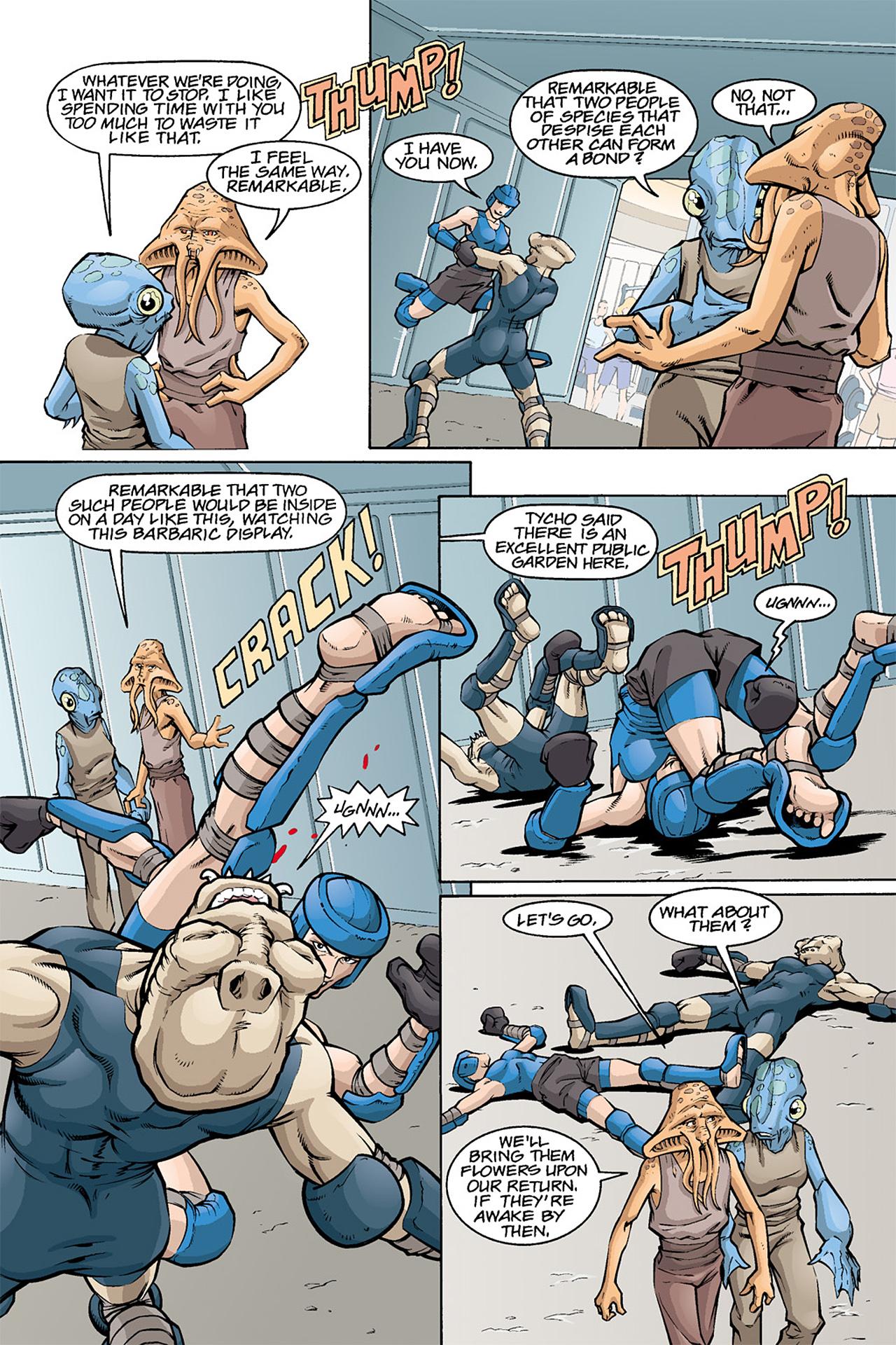 Read online Star Wars Omnibus comic -  Issue # Vol. 3 - 280