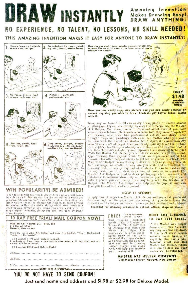 Read online Sensation (Mystery) Comics comic -  Issue #113 - 2