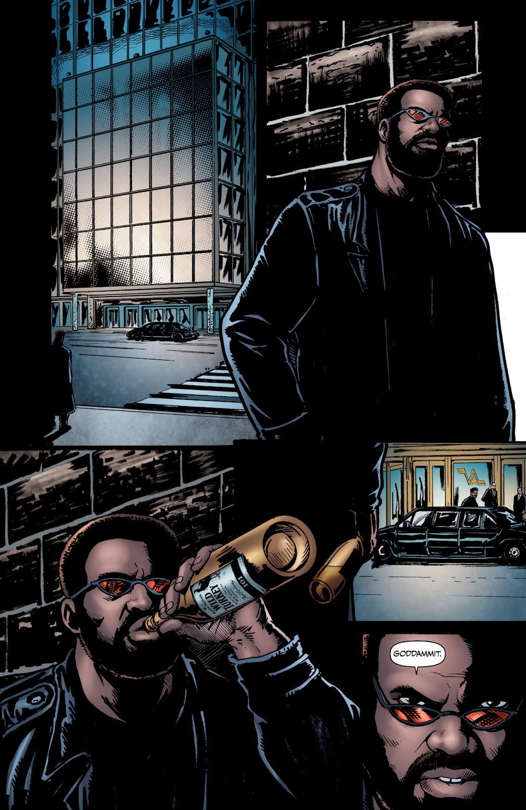Read online The Boys Omnibus comic -  Issue # TPB 4 (Part 1) - 97
