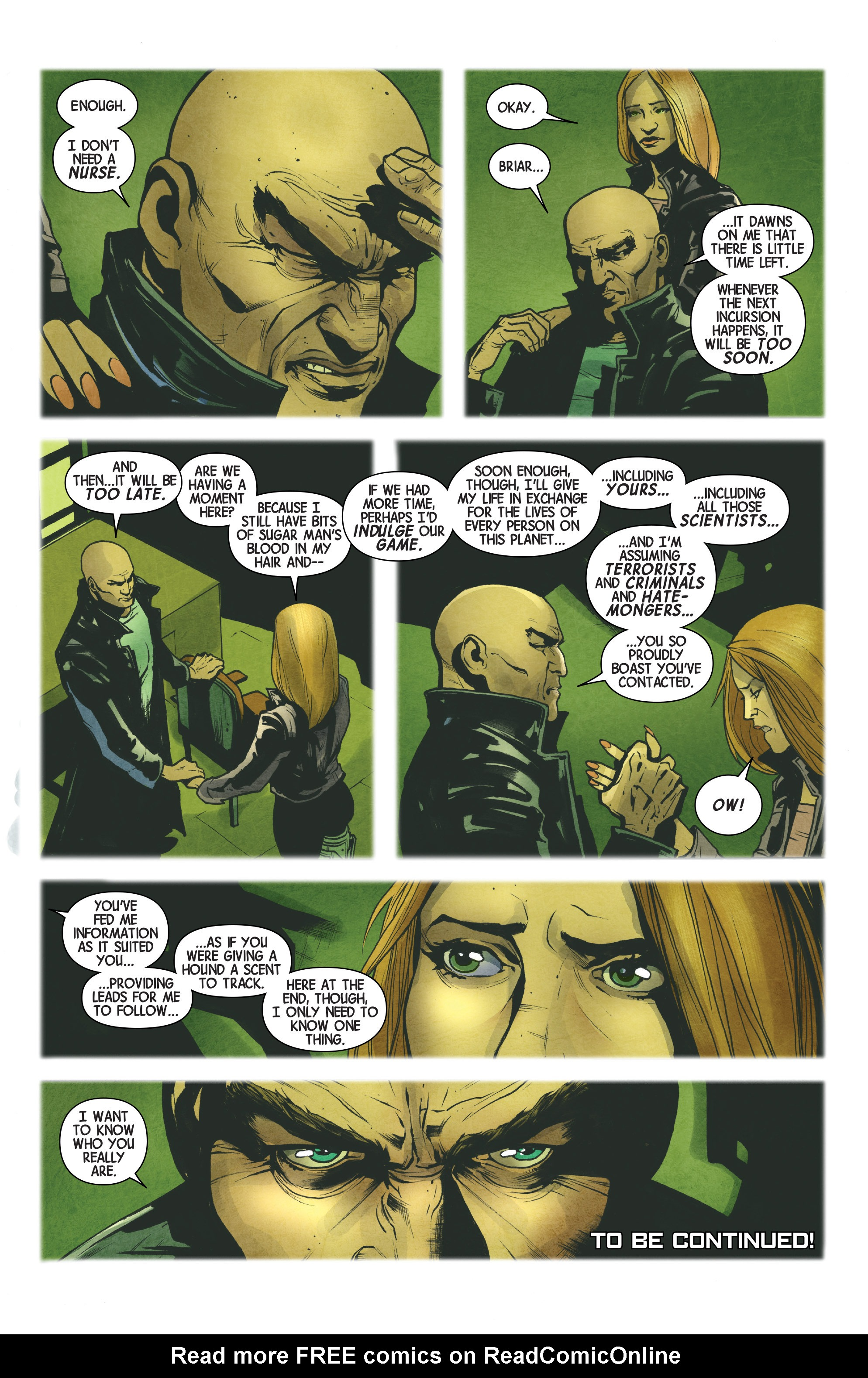 Read online Secret Wars: Last Days of the Marvel Universe comic -  Issue # TPB (Part 1) - 172