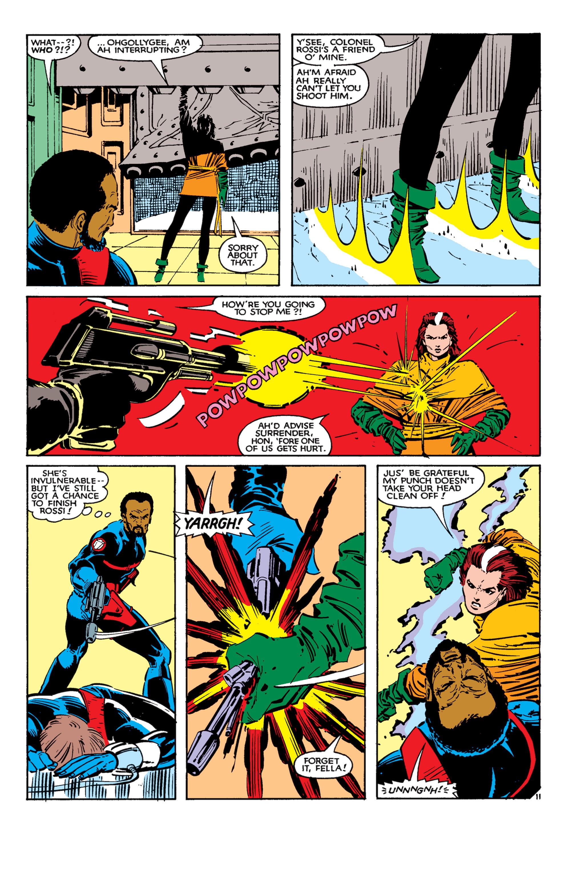 Read online Uncanny X-Men (1963) comic -  Issue #182 - 12