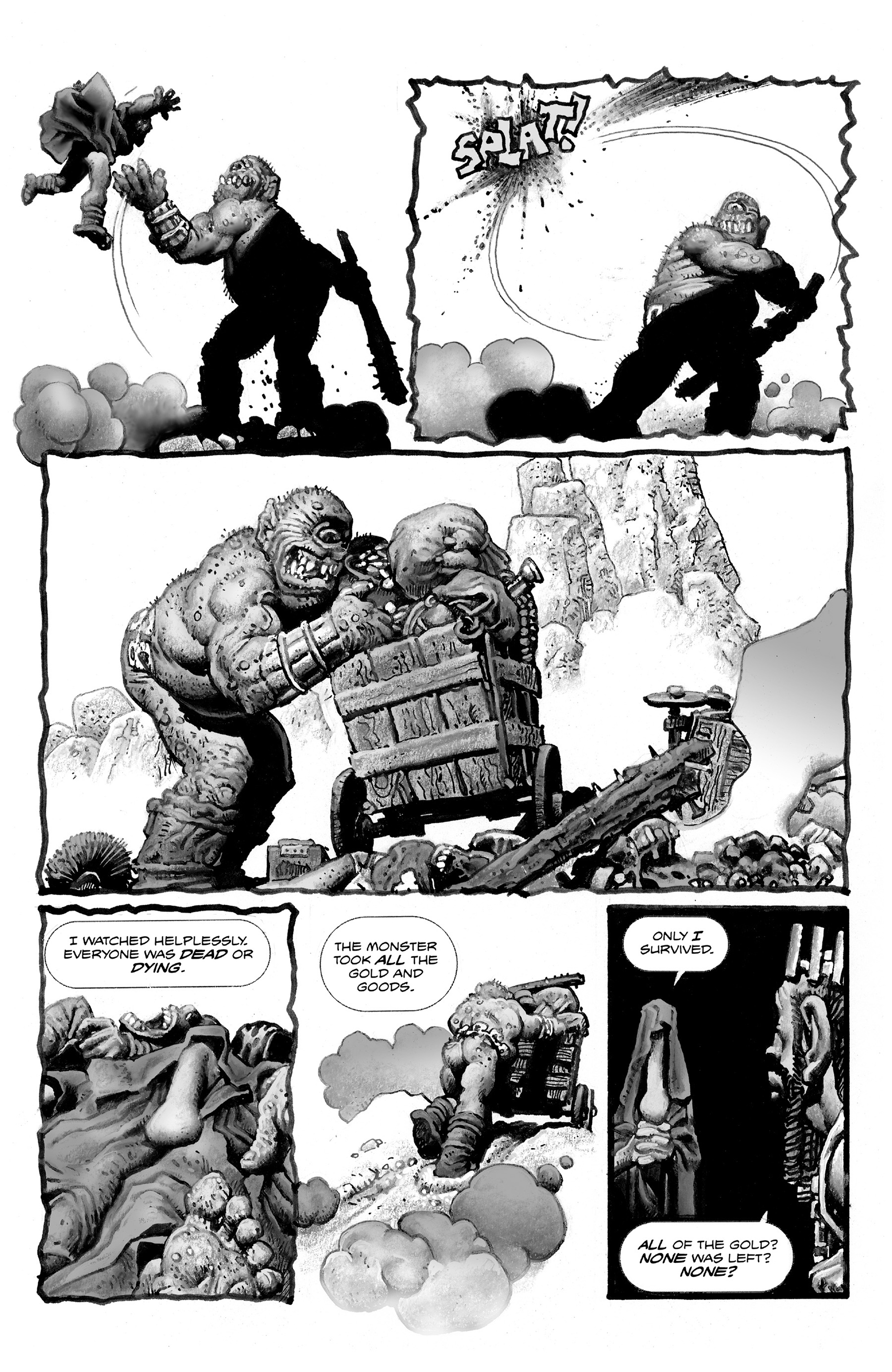 Read online Shadows on the Grave comic -  Issue #2 - 30