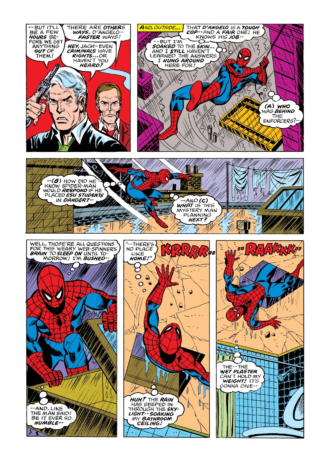 Read online Marvel Masterworks: The Spectacular Spider-Man comic -  Issue # TPB 2 (Part 1) - 85