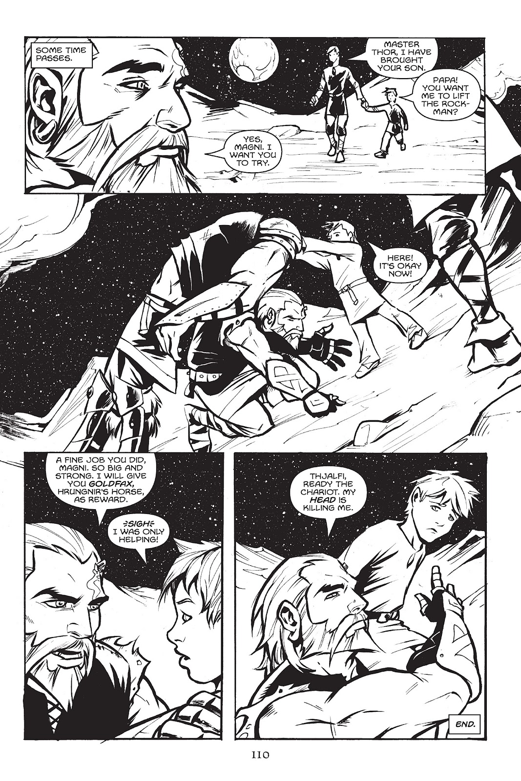 Read online Gods of Asgard comic -  Issue # TPB (Part 2) - 12