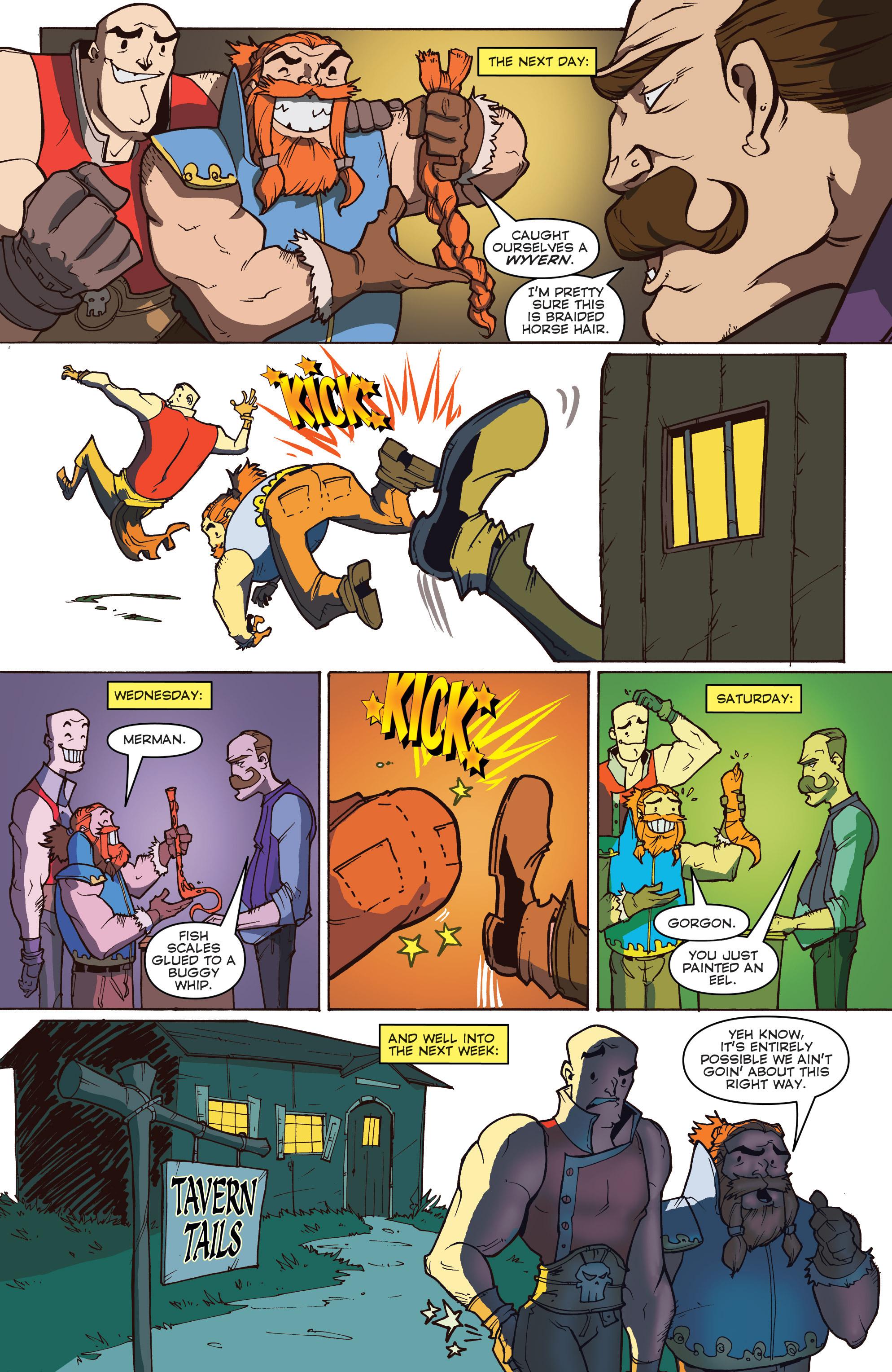 Read online Skullkickers comic -  Issue #18 - 28