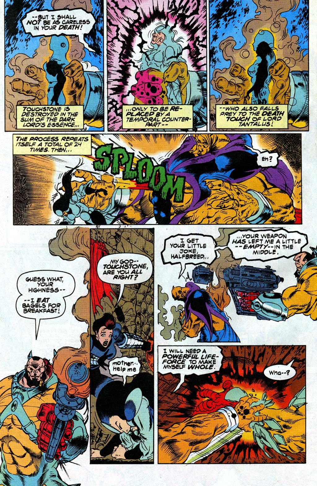 Read online Blackwulf comic -  Issue #10 - 11