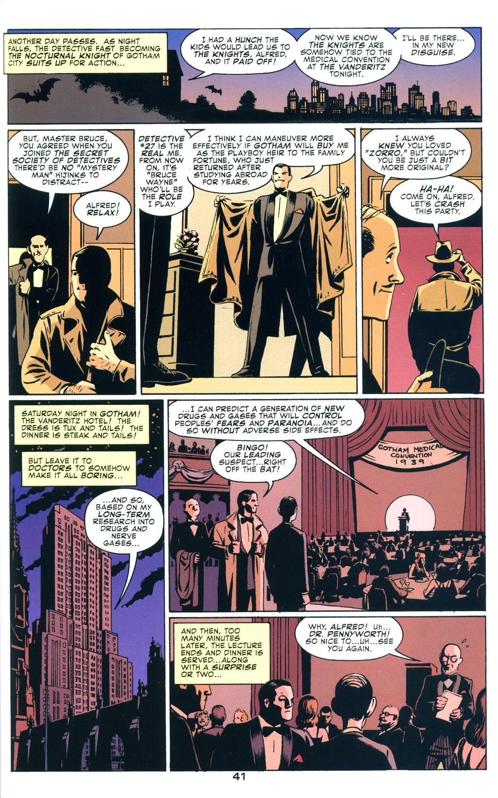 Read online Batman: Detective #27 comic -  Issue #27 TPB - 47