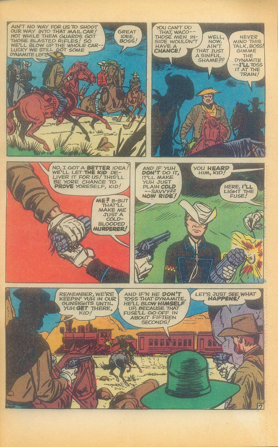 The Rawhide Kid (1955) issue 92 - Page 27