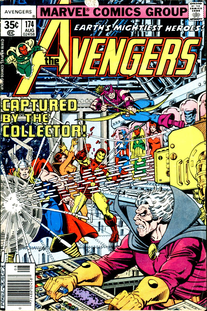 The Avengers (1963) 174 Page 0