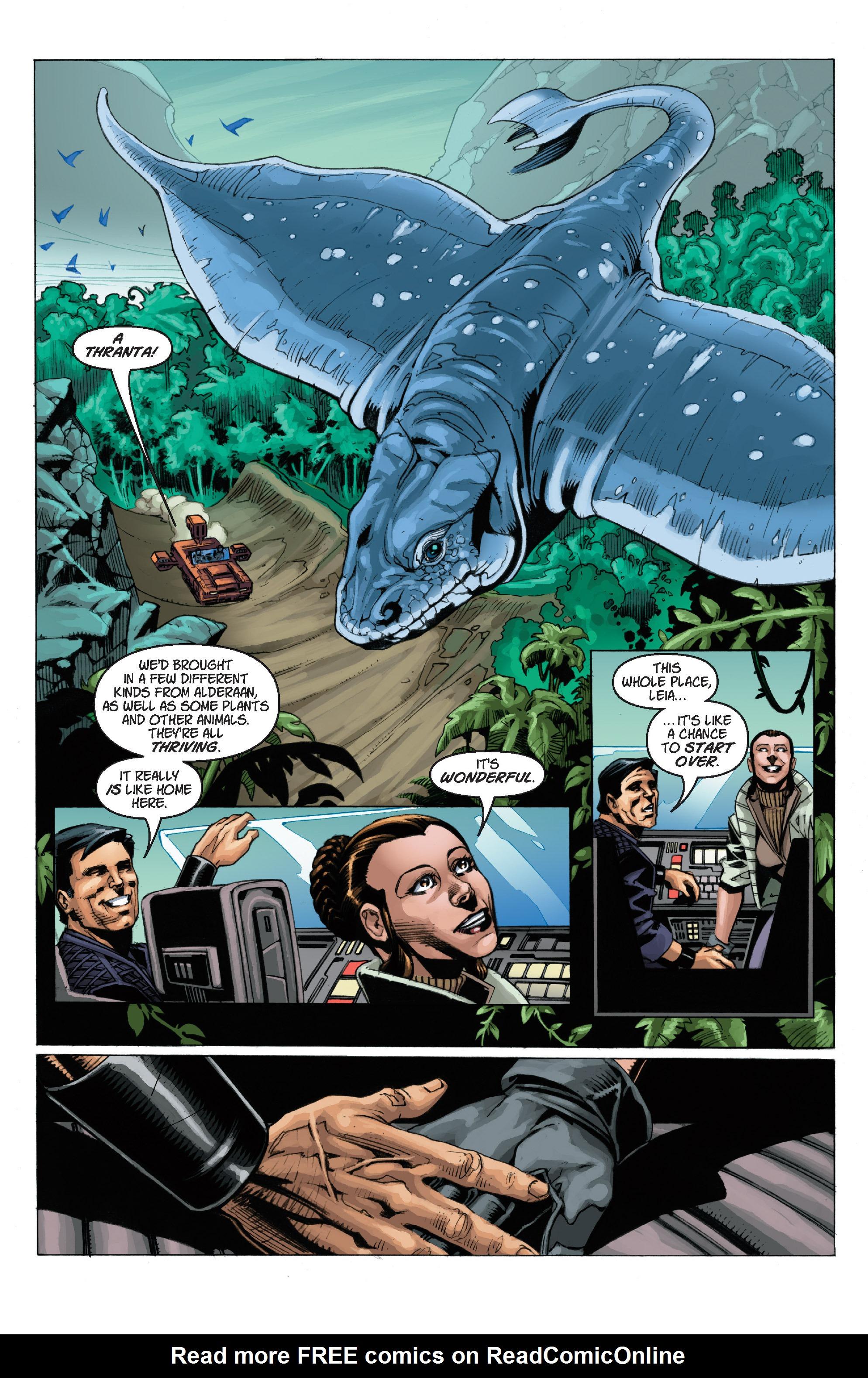 Read online Star Wars Omnibus comic -  Issue # Vol. 17 - 253