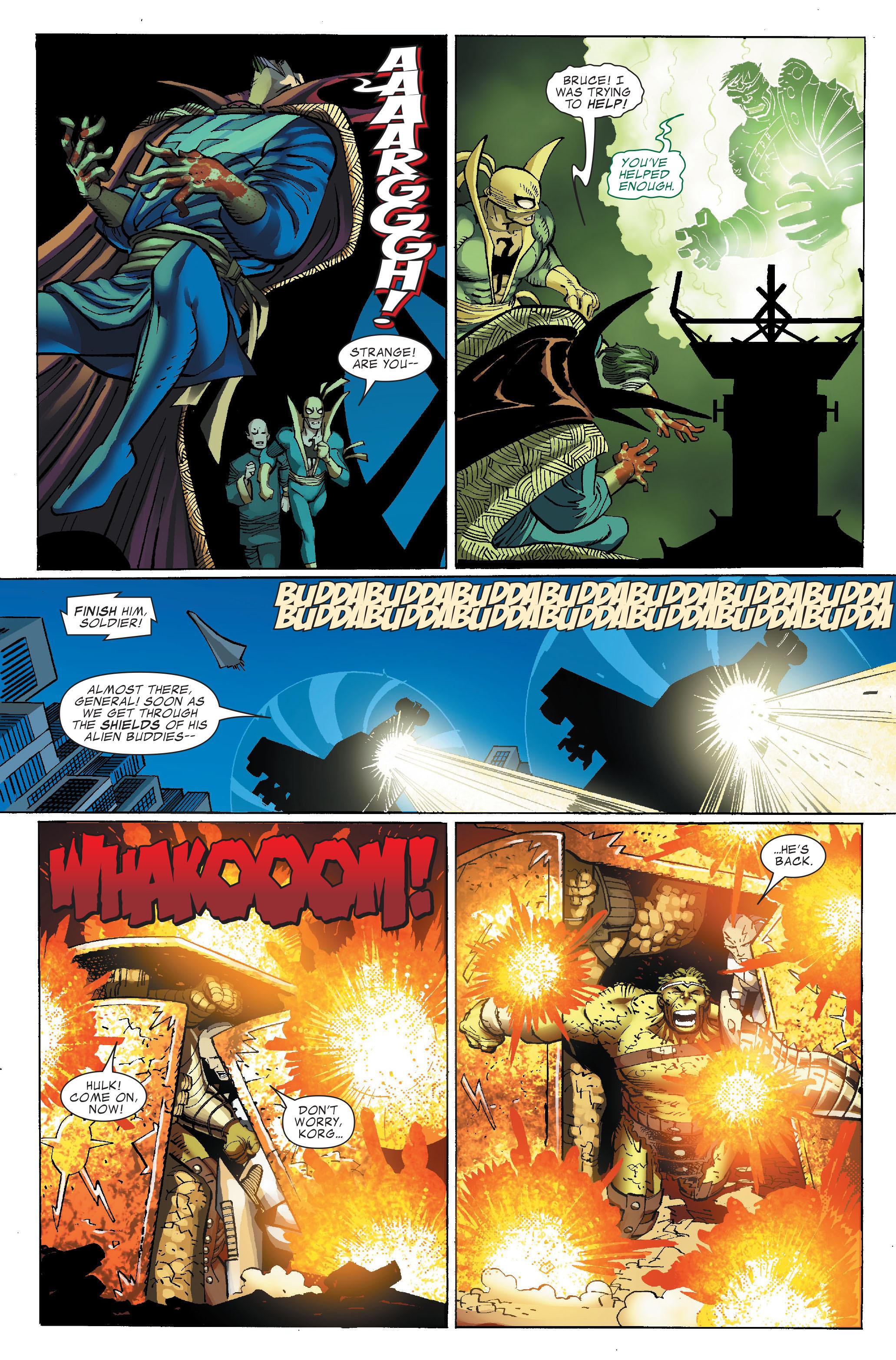 Read online World War Hulk comic -  Issue #3 - 20