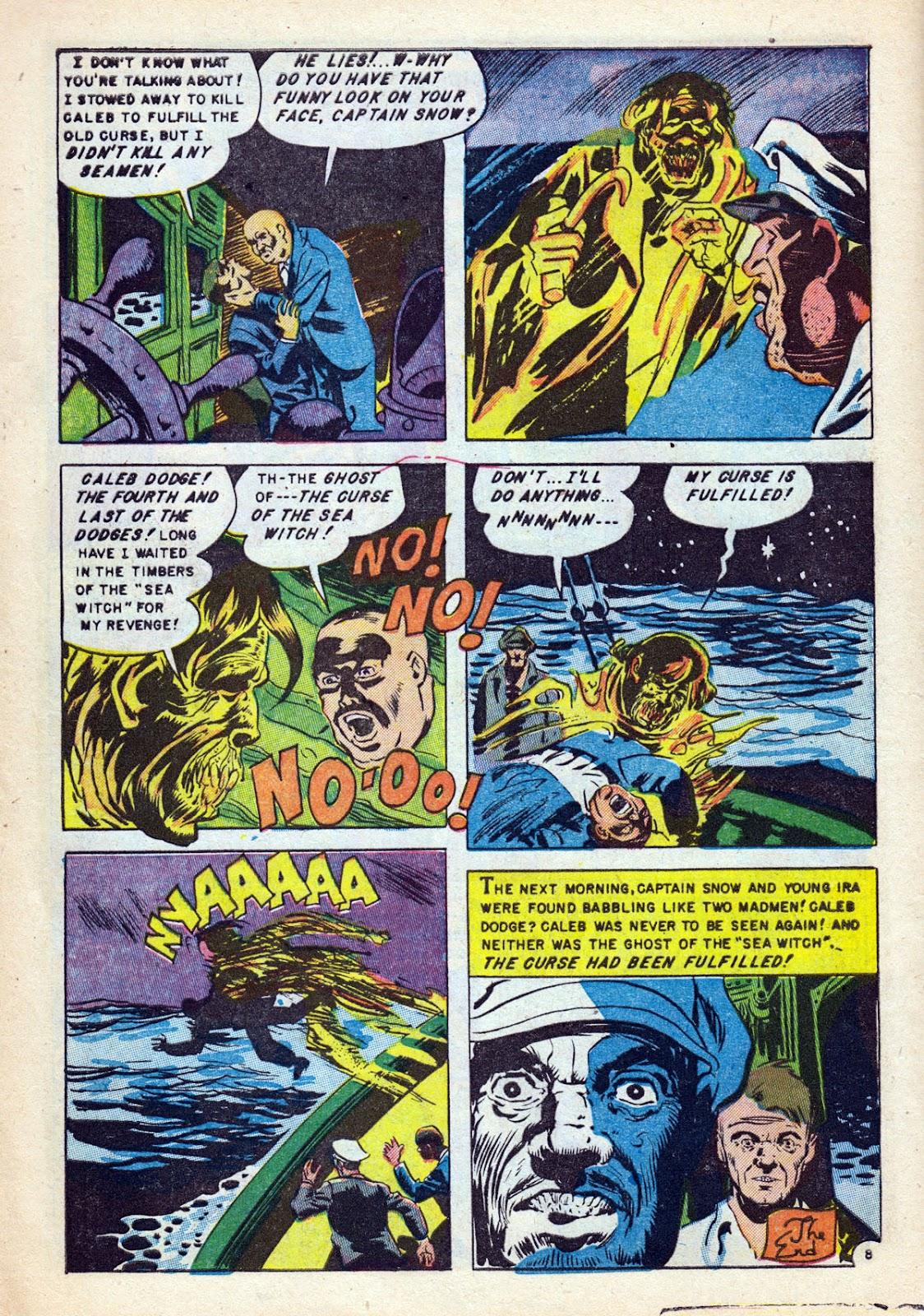 Dark Mysteries issue 1 - Page 10