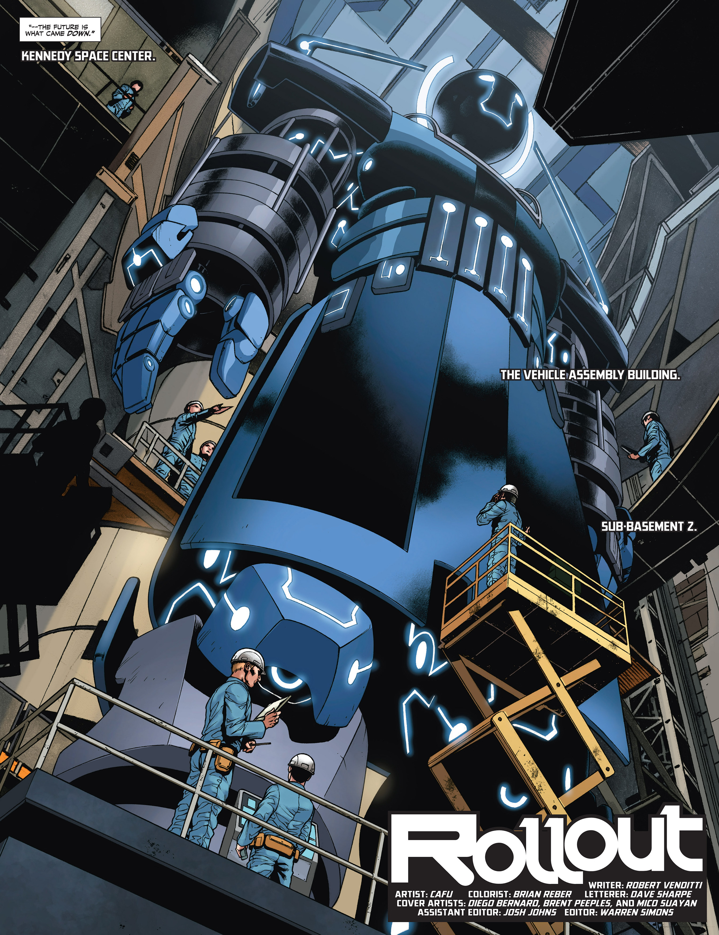 Read online Armor Hunters: Aftermath comic -  Issue # Full - 6