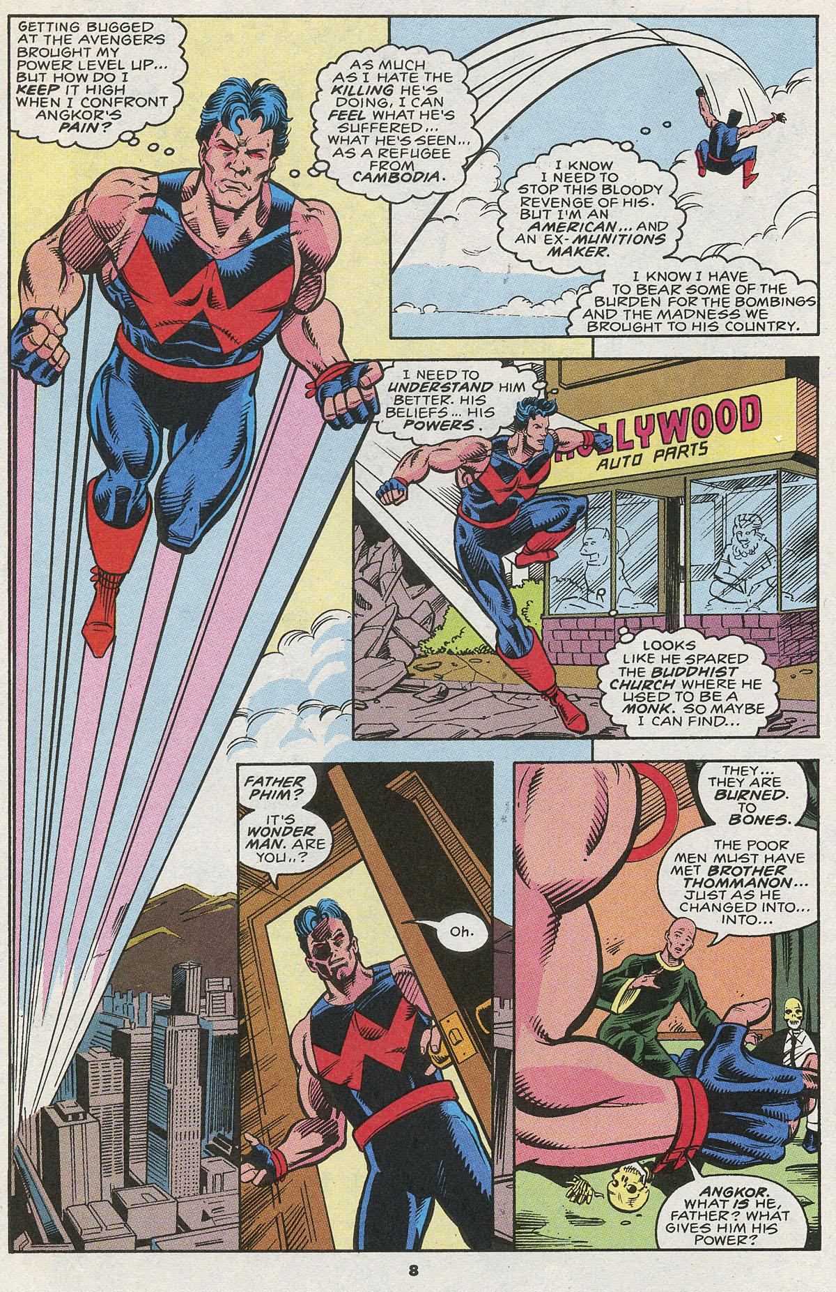Read online Wonder Man (1991) comic -  Issue #12 - 7