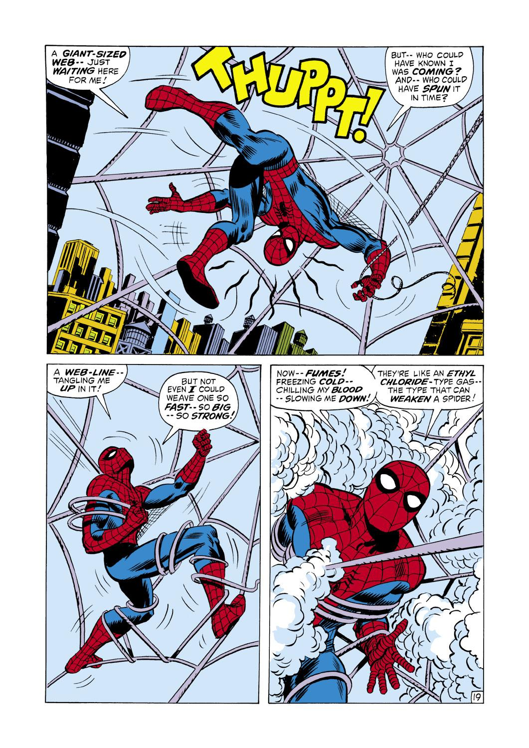 The Amazing Spider-Man (1963) 106 Page 19