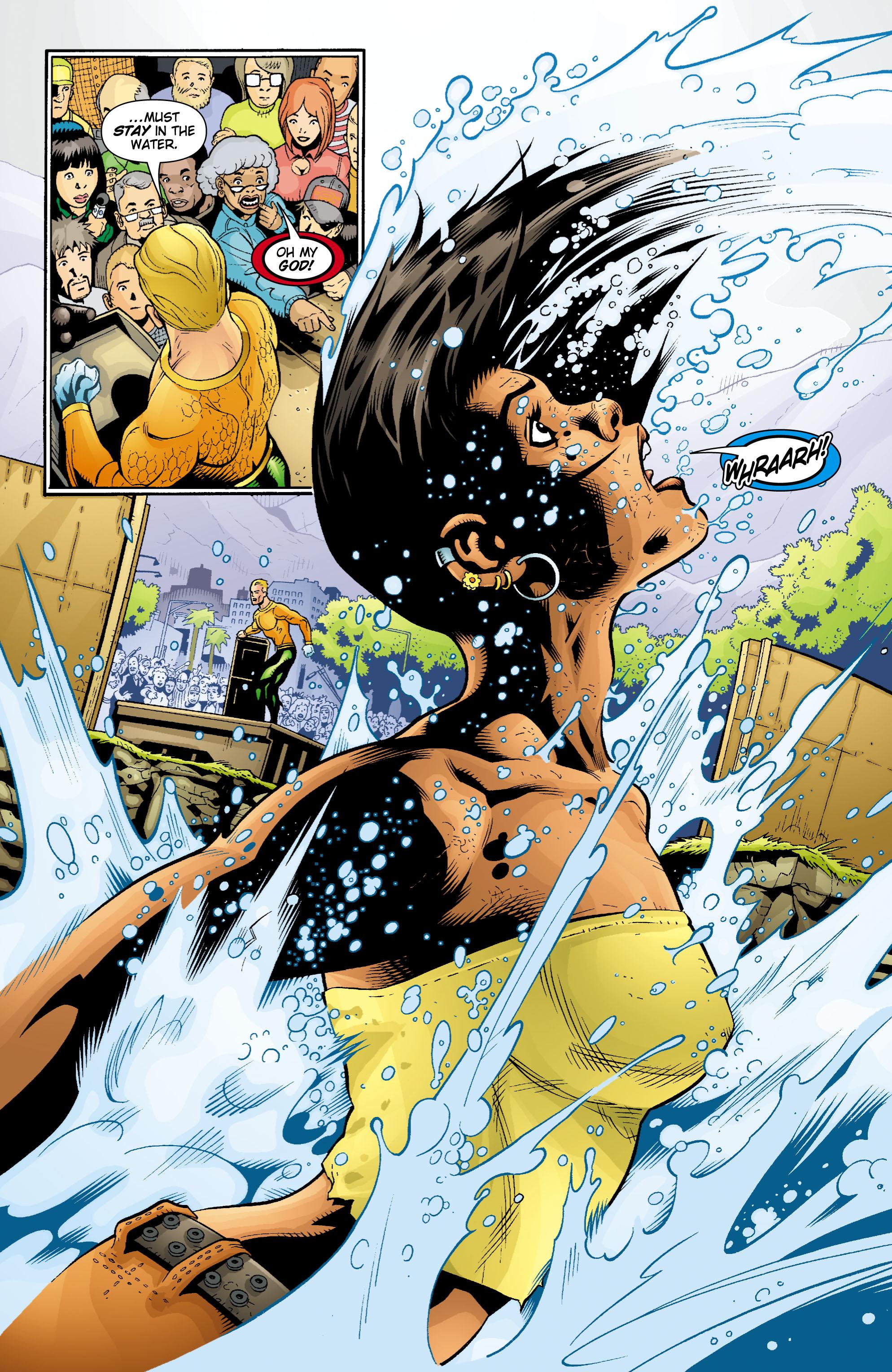 Read online Aquaman (2003) comic -  Issue #16 - 6