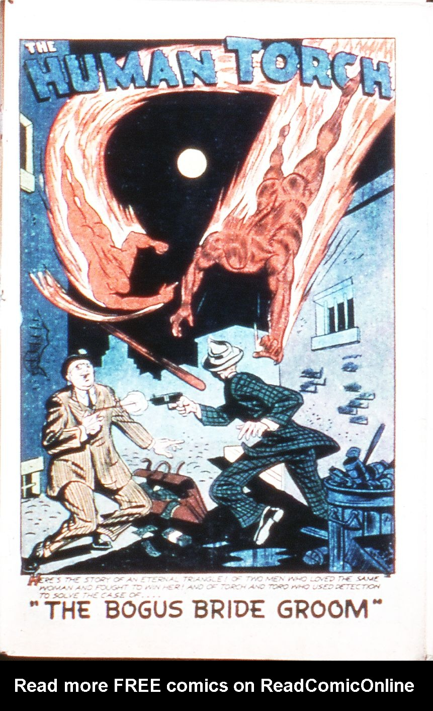Marvel Mystery Comics (1939) issue 64 - Page 3
