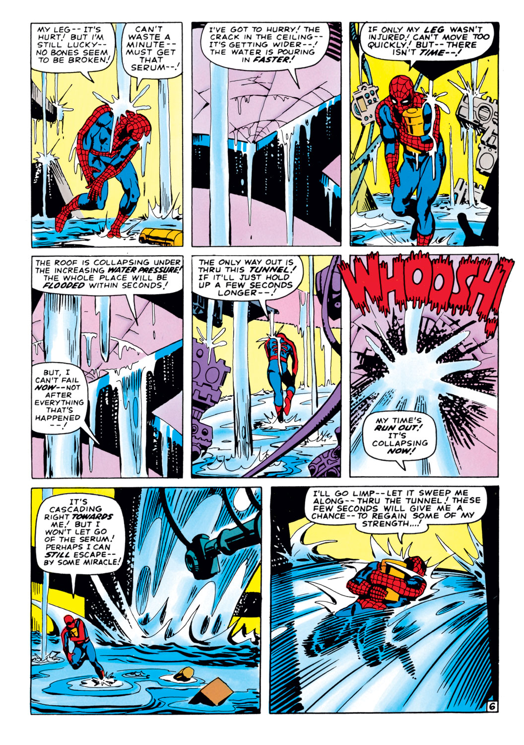 The Amazing Spider-Man (1963) 33 Page 6