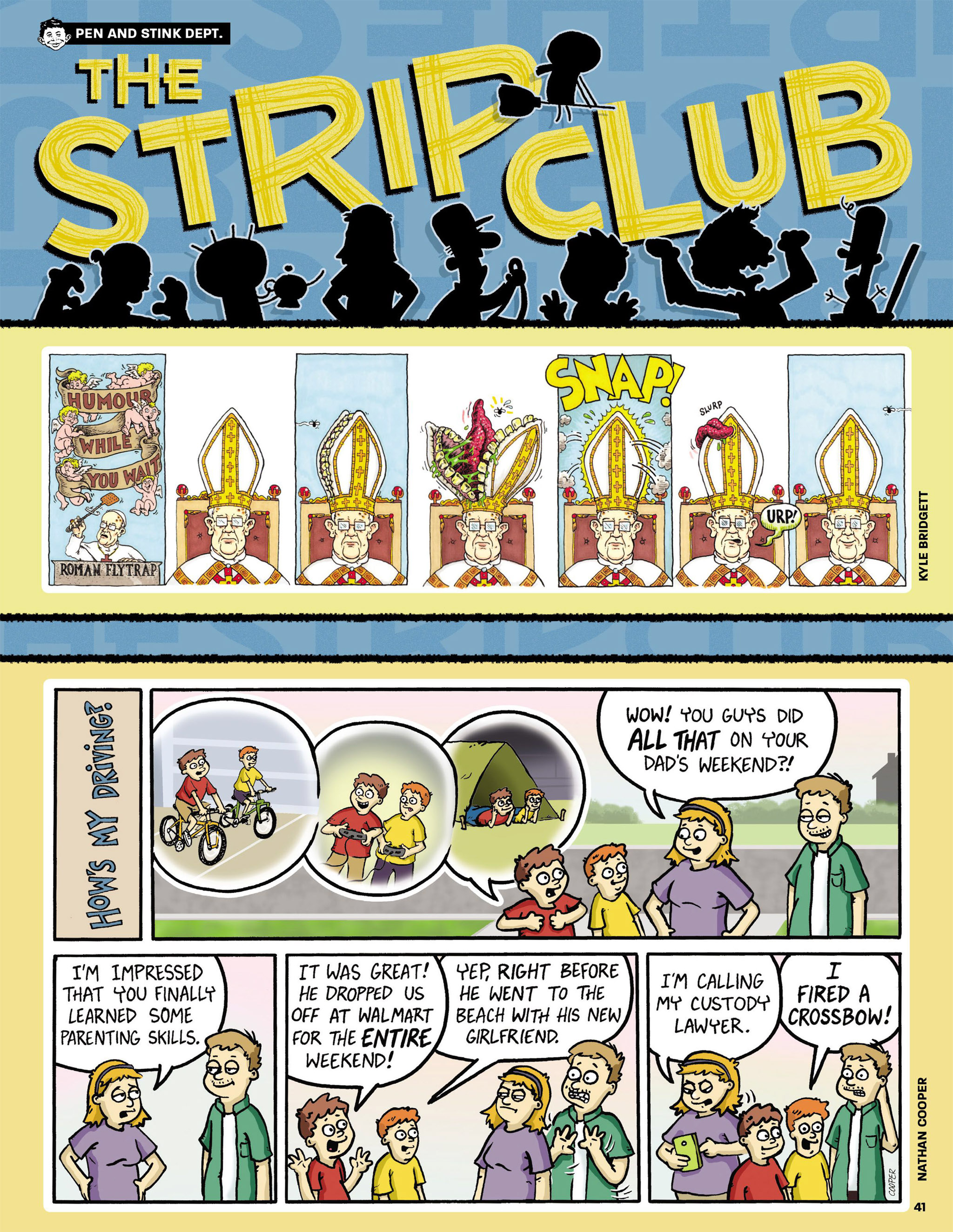 Read online MAD comic -  Issue #546 - 33