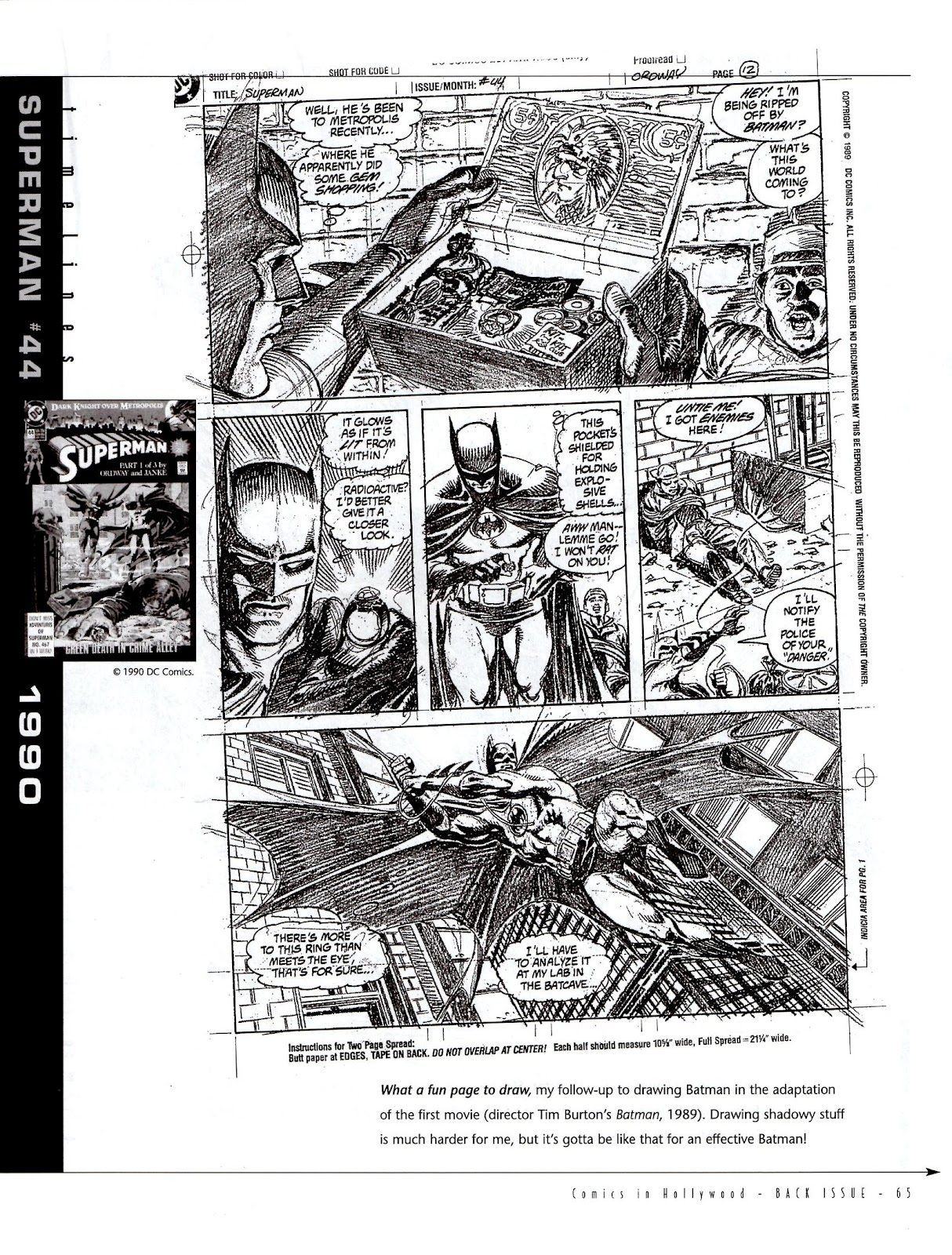Back Issue issue 5 - Page 67