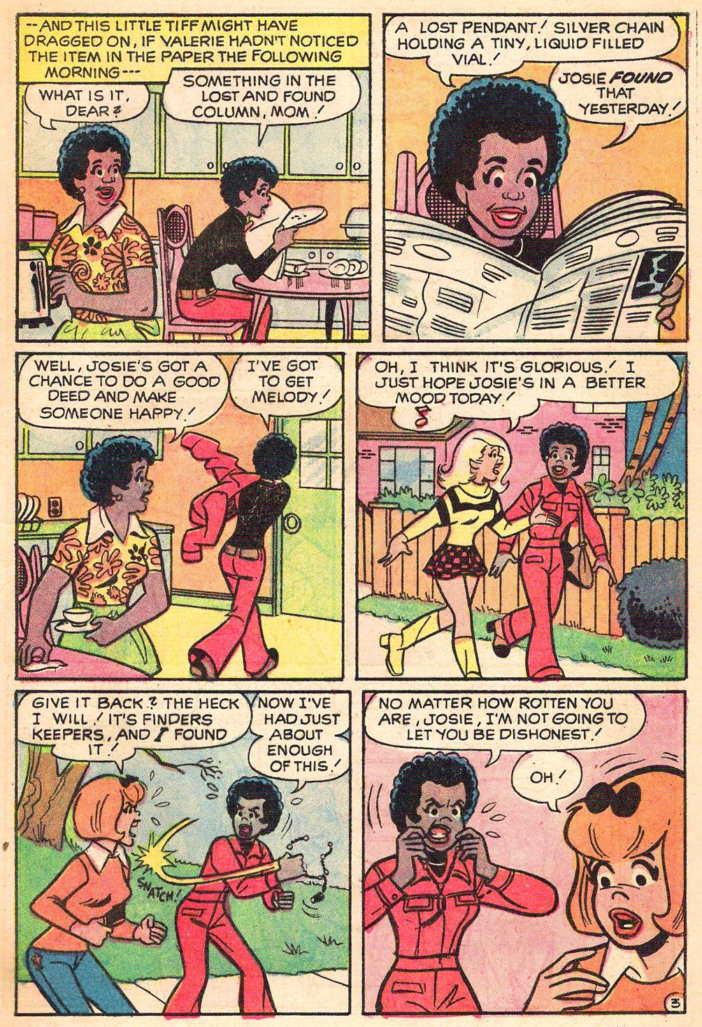 Read online She's Josie comic -  Issue #67 - 5