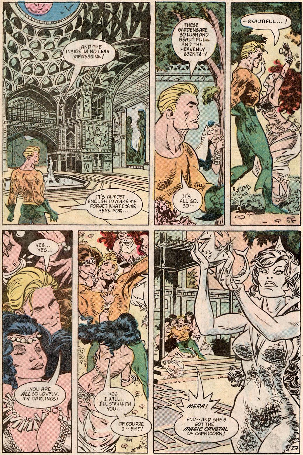 Read online Aquaman Special comic -  Issue #Aquaman Special Full - 28