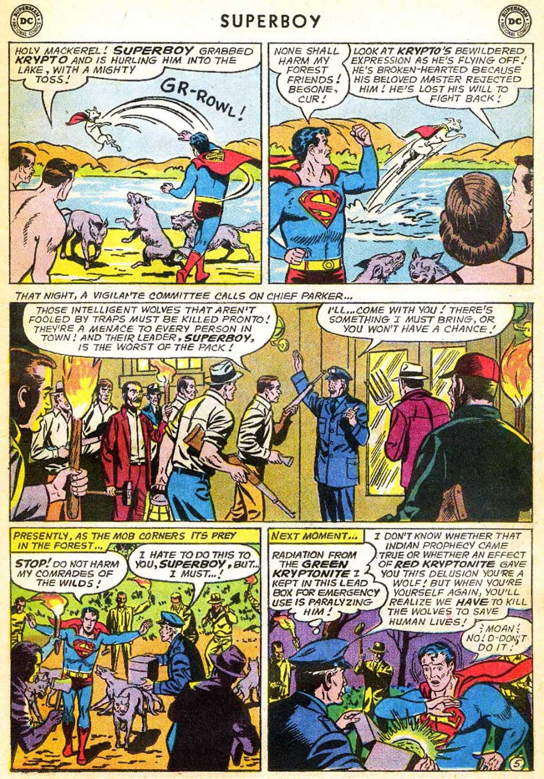 Superboy (1949) issue 116 - Page 6