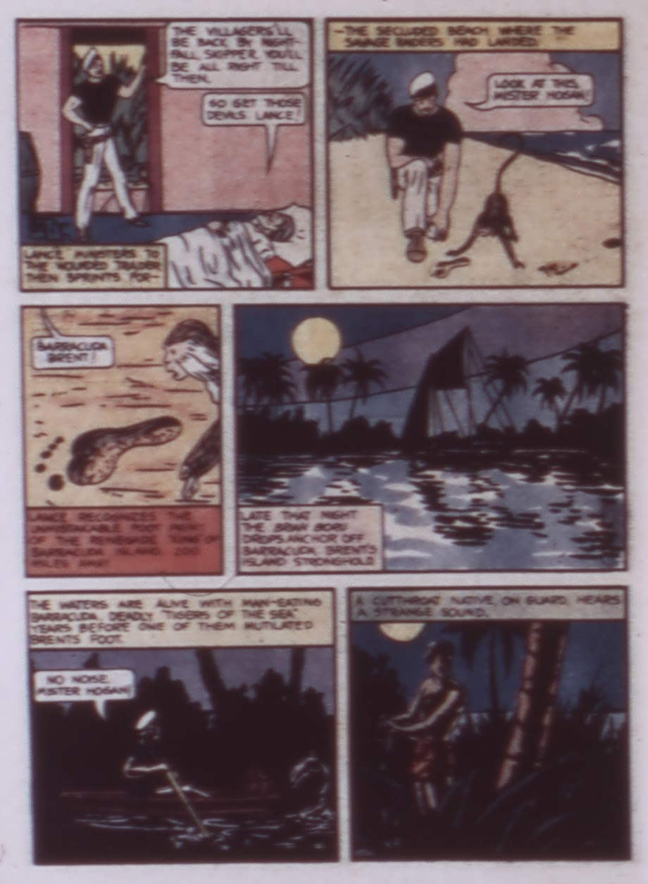 Read online WHIZ Comics comic -  Issue #1 - 52