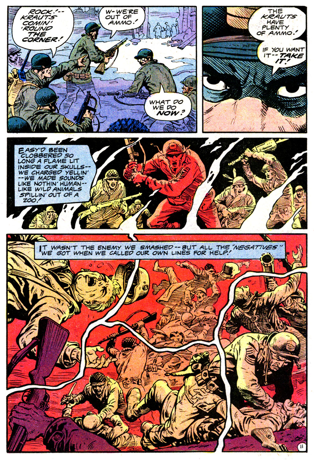 Sgt. Rock issue 360 - Page 11