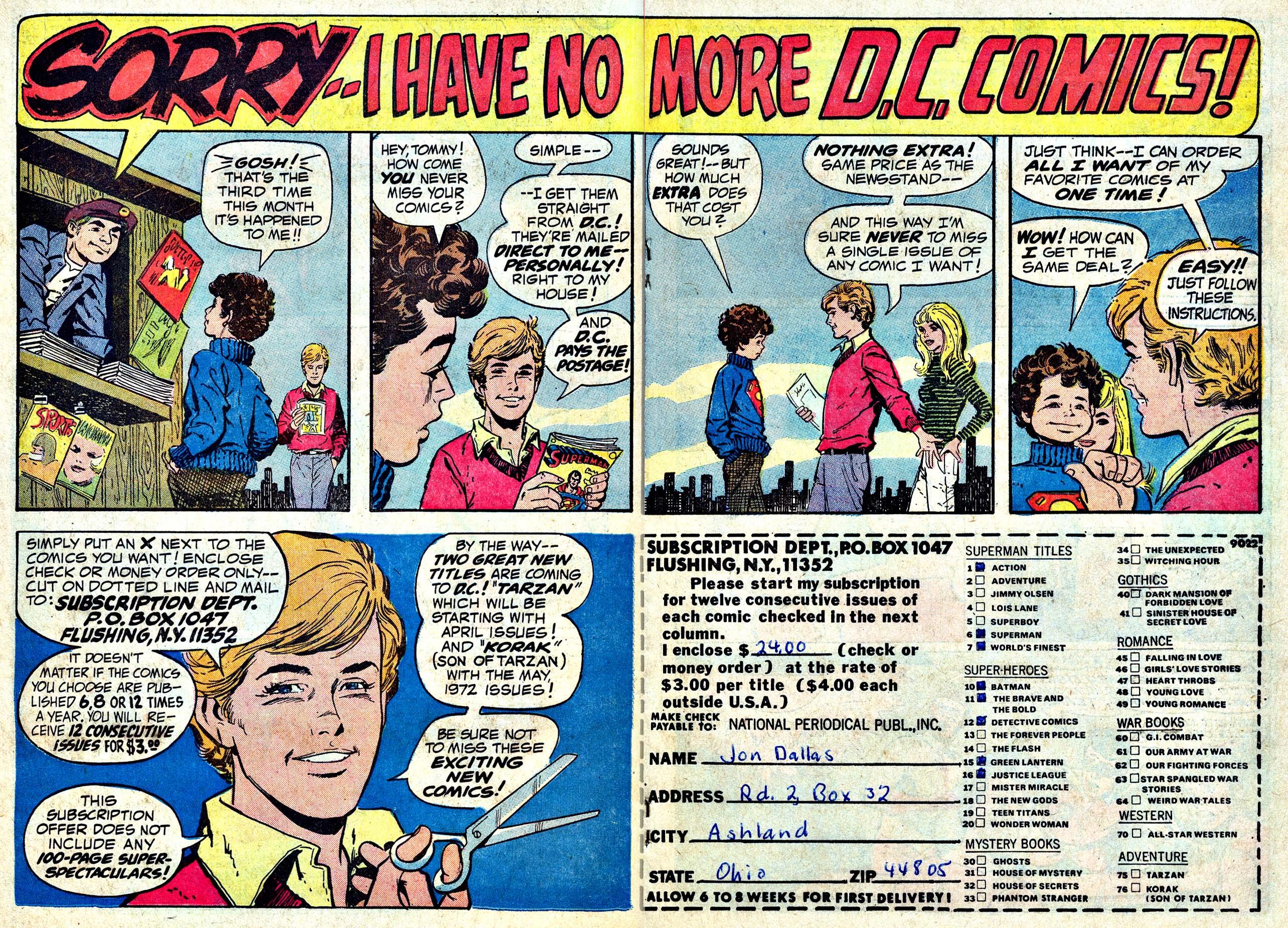 Action Comics (1938) 409 Page 26