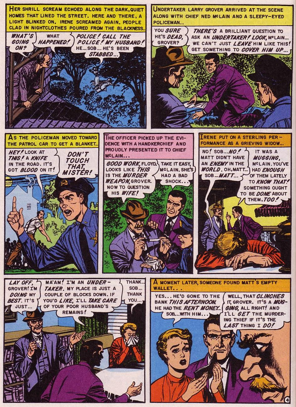 Read online Shock SuspenStories comic -  Issue #18 - 11