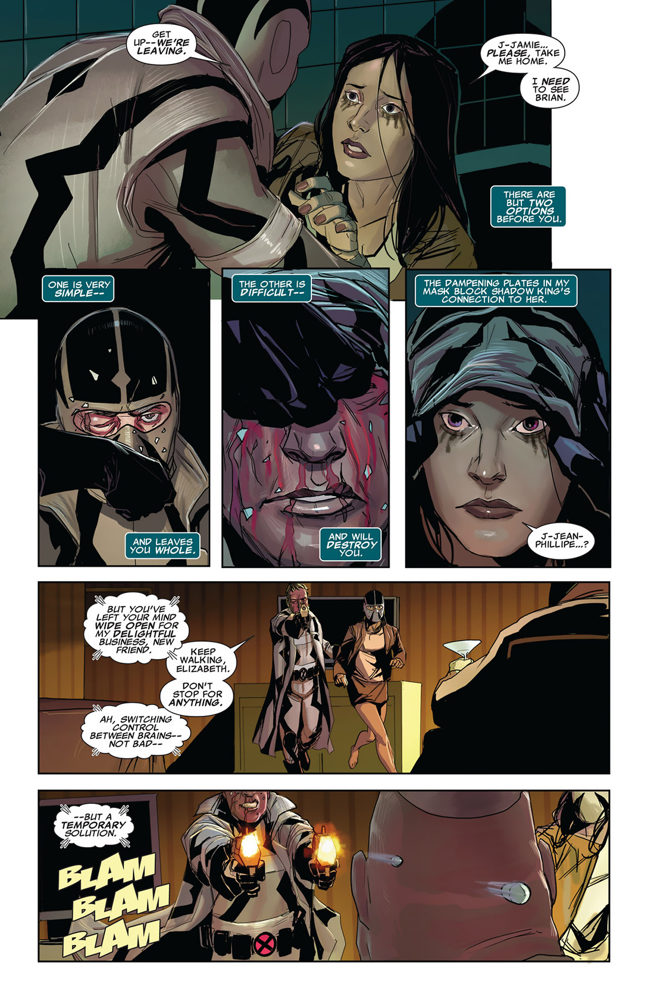 Read online Uncanny X-Force (2010) comic -  Issue #27 - 13
