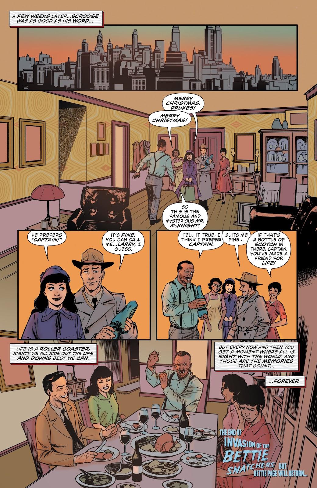 Read online Bettie Page: Unbound comic -  Issue #10 - 26