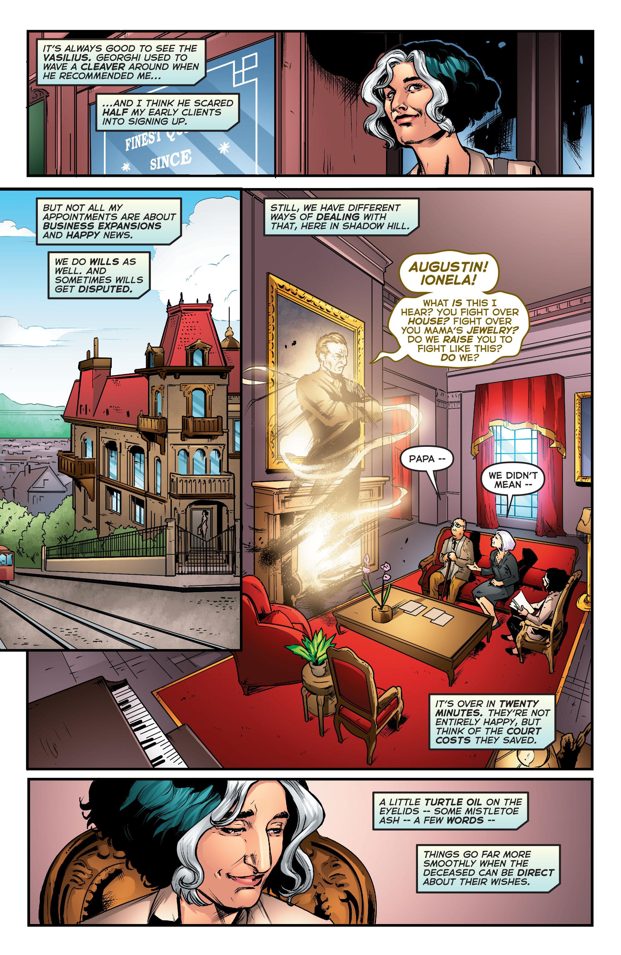 Read online Astro City comic -  Issue #39 - 9